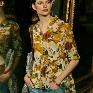 Anthropologie Holding Horses Arabel Boho Top S US